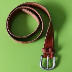 Other - Solid brass buckle belt.